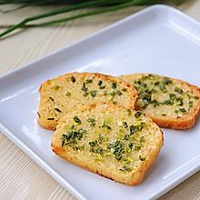 葱香烤面包片#东菱魔法云面包机#