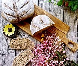 燕麦全麦软欧包的做法