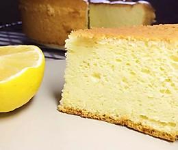 戚风蛋糕胚(8寸)的做法