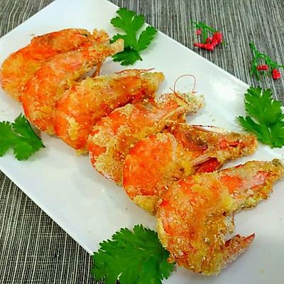 空气炸锅版-香酥大虾