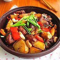 豉香土豆小排骨的做法图解14