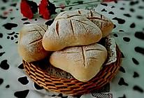 全麦豆沙葡萄干面包#嘉宝笑容厨房#的做法