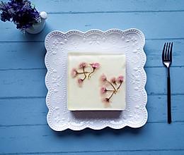 樱花牛奶慕斯蛋糕#妈妈节日快乐#的做法