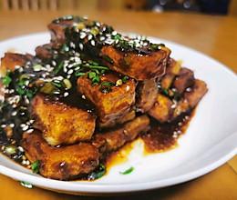 味道老好的照烧豆腐的做法