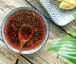 香辣秘制红油辣酱—在家做出饭店的味道的做法