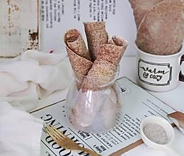 黑麦粉墨西哥卷饼胚的做法