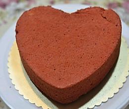 汀涯相守,与君偕老——结婚周年纪念之红丝绒蛋糕的做法