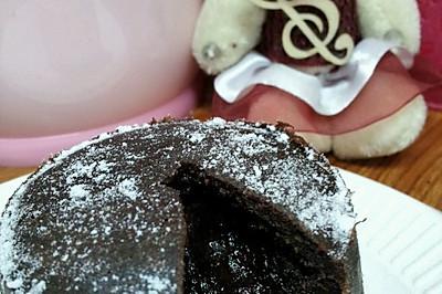 熔岩蛋糕(又名:心太軟)