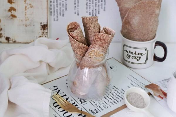 黑麦粉墨西哥卷饼胚