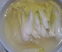 开水白菜的做法