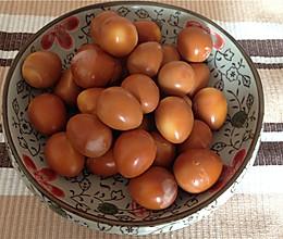 熏鹌鹑蛋的做法