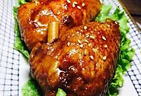 蚝油土豆焖鸡翅的做法
