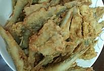 香酥小河鱼的做法