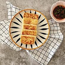 #中秋团圆食味#外脆里内!百吃不厌的香煎豆腐