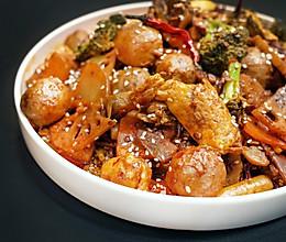 香得千里之外种稻谷的老爷爷直说应该多种几亩地的下饭麻辣香锅的做法