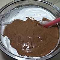 可可奶油果仁蛋糕#美的烤箱菜谱#的做法图解13