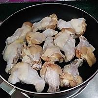猴头菇烧鸡翅根的做法图解6