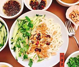 北京的夏天味道:芝麻酱凉面的做法