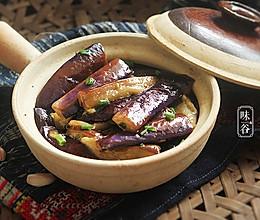 既简单又好吃的蚝油茄子的做法