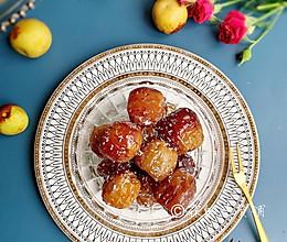#秋天怎么吃#一颗甜到心底的 用冬枣做的蜜枣的做法