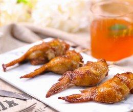街头小吃界网红--鸡翅包饭的做法