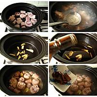 【酒香猪尾】--皮Q肉酥的冬日男人下酒菜的做法图解2
