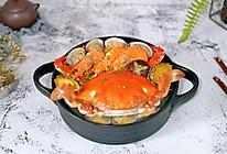 家庭版海鲜锅的做法