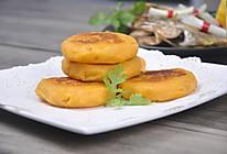 电饼铛版地瓜饼的做法