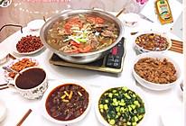 #太太乐鲜鸡汁蒸鸡原汤#《秘制羊肉汤锅》的做法