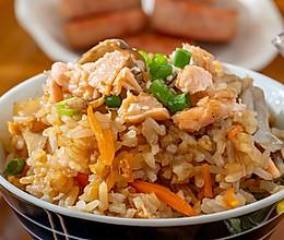 #硬核家常菜#什锦饭|懒人料理的做法