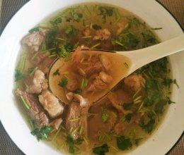 #福气年夜菜#清炖牛腩汤