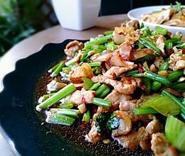 芹菜炒肉 组长教你做湘菜的做法