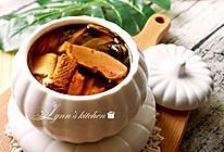白菜干陈肾水鸭汤的做法