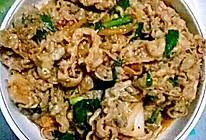 韩式炒肥牛的做法