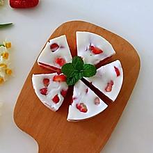 草莓布丁,太简单,新手一看就会