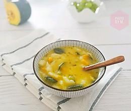 我最爱的南瓜疙瘩汤的做法