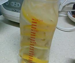 蜂蜜柠檬茶 增白减肥补维生素C冲饮茶的做法