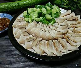 东北特色菜!蒜泥白肉的做法