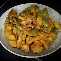 鸡爪土豆煲#厨此之外,锦享美味#