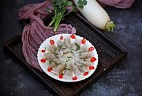 白萝卜肉卷的做法
