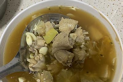 酸爽消暑:盐焗柠檬泡鸡中翼