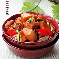 红烧杏鲍菇
