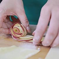 浪漫max·苹果玫瑰花·甜甜蜜蜜的下午茶~的做法图解9