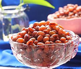自制蜜红豆的做法