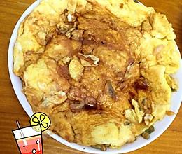 榨菜YO榨菜YO榨菜煎蛋的做法
