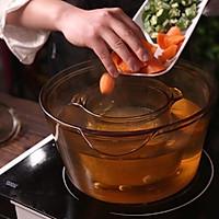 秋葵鸡汤的做法图解5