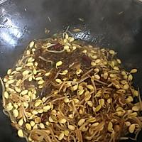 干煸豆芽粉丝的做法图解4