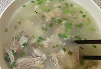 白切羊肉清汤的做法