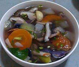 减肥蔬菜汤的做法