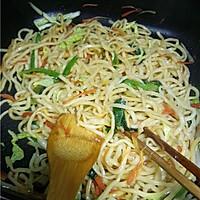#菁选酱油试用之酱油炒面的做法图解11